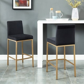 "Diego-26"" Counter Stool, Set of 2"