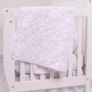 Link to Sammy and Lou Floral Quilt Similar Items in Baby Blankets