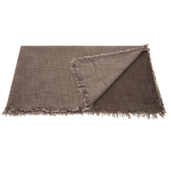 Mina Victory Woven Ombre Throw Blanket. Opens flyout.