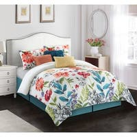 Prair 7 Piece Comforter Set