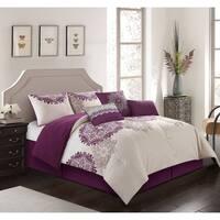 Vilate 7 Piece Comforter Set