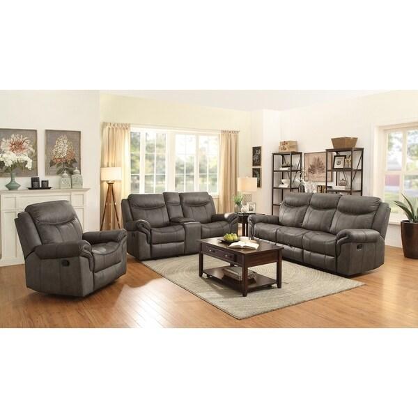 Erman Macchiato 2-piece Living Room Set