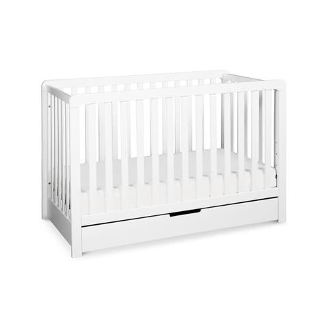 Carter S By Davinci Colby 4 In 1 Convertible Crib W Trundle Drawer