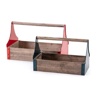 Link to Farmstead Caddys - Set of 2 Similar Items in Accent Pieces
