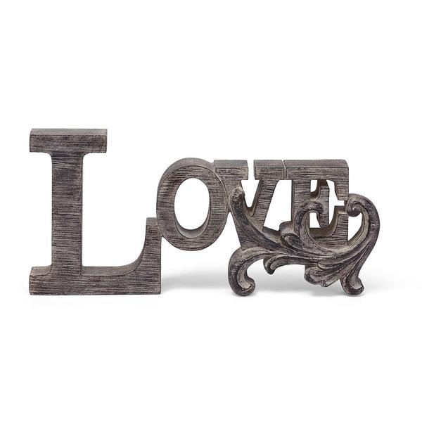 The Gray Barn Love Letter Decor