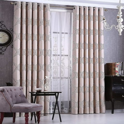 Buy 101 Inches Curtains & Drapes Online at Overstock | Our Best ...
