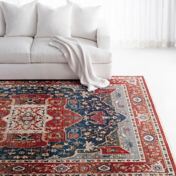 Lauren Ralph Lauren Camille Traditional Oriental Rug - 6' x 9'