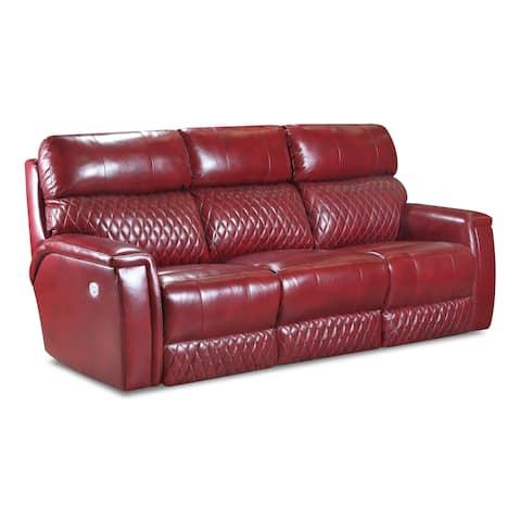 Red, Leather Living Room Furniture | Find Great Furniture Deals ...