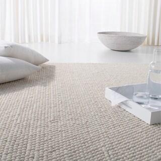 Lauren Ralph Lauren Handmade Carisbrooke Casual Solid Wool Rug