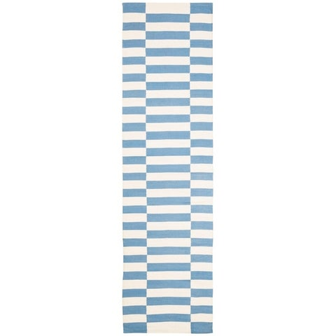 Lauren Ralph Lauren Ludlow Stripe Nautical & Coastal Cotton Rug