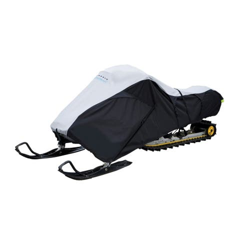 Classic Accessories Deluxe Snowmobile Travel Cover, Fits snowmobiles