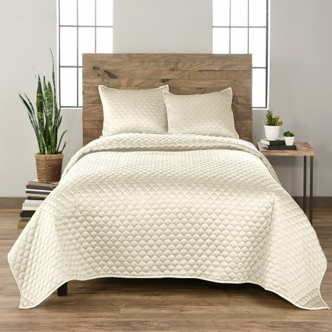 Copper Grove Vidono 3-piece Quilt Set