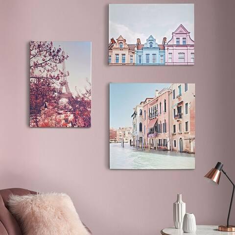 Venetian Daydream Canvas Wall Art