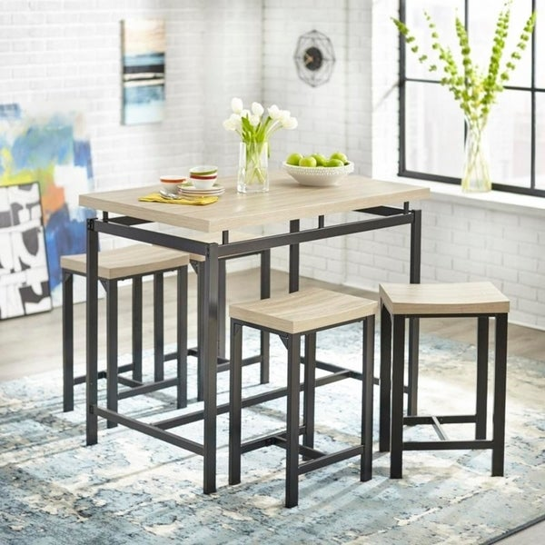 Counter Height Dining Sets On Sale: Shop Simple Living Delano Counter Height Dining Set