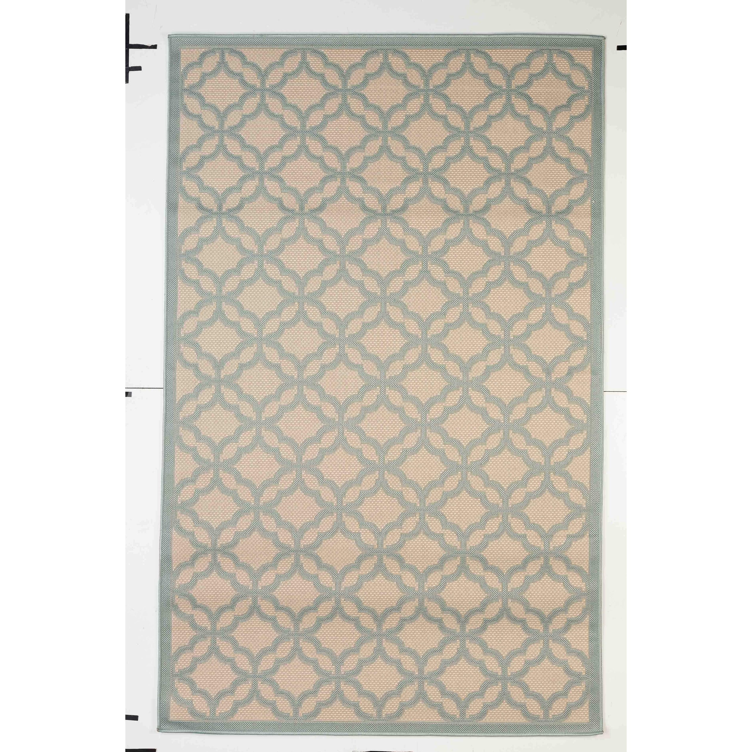 Shop Flatweave Patio Camp And Picnic Indoor Outdoor Rug 5 Ft By 8 Ft 5 X 8 Overstock 27775751