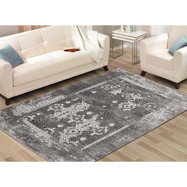 Contemporary Transitional Area Rug