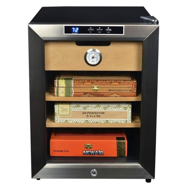 NewAir CC-100 250 Count Cigar Cooler/Heater
