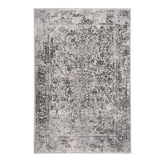 "Capel Rugs Votive Sable Machine Woven Rectangle Area Rug - 3' 11"" x 5' 6"""
