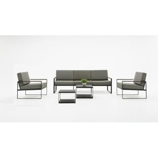 9bc8a8952fff If you're looking to create a modern and comfortable outdoor living space,  you. Renava Corozal Outdoor Grey Sofa Set
