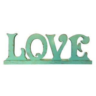 Love Tabletop Sign