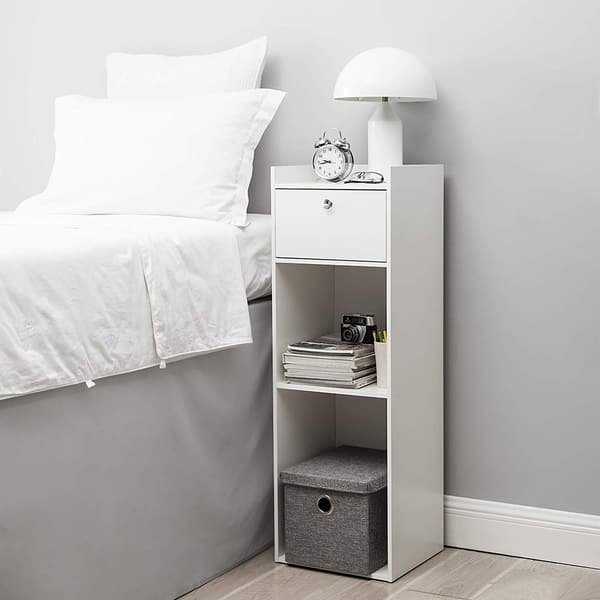 Yak About It Extra Tall Nightstand Free Shipping
