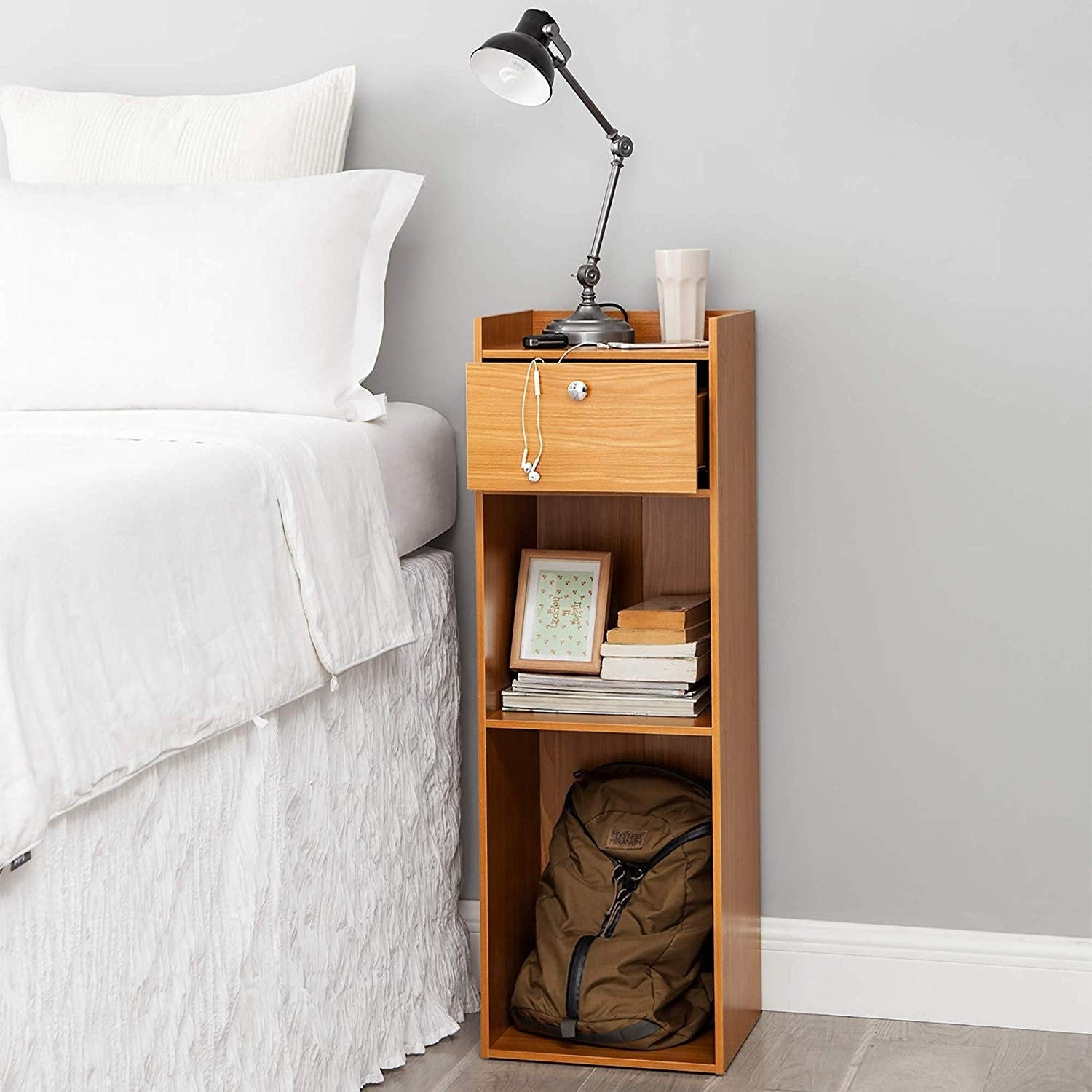 Yak About It Extra Tall Nightstand