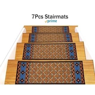 Gloria Rug Stair Treads Non Slip - Gloriastairtread/8.5x26