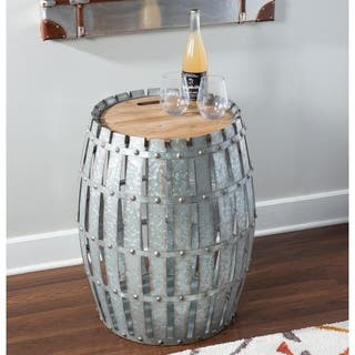 Buy Drum Tables Online at Overstock | Our Best Living Room ...