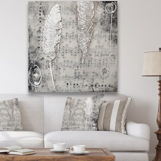 Designart 'Heaven Sent' Cottage Premium Canvas Wall Art