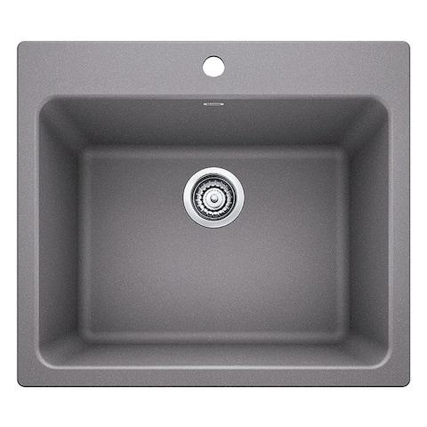 Blanco Liven 401924 Metallic Grey Laundry Sink
