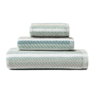 Link to Tommy Bahama Ocean Bay Stripe 3-Piece Towel Set Similar Items in Towels