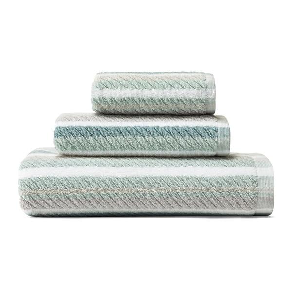 Tommy Bahama Ocean Bay Stripe 3-Piece Towel Set