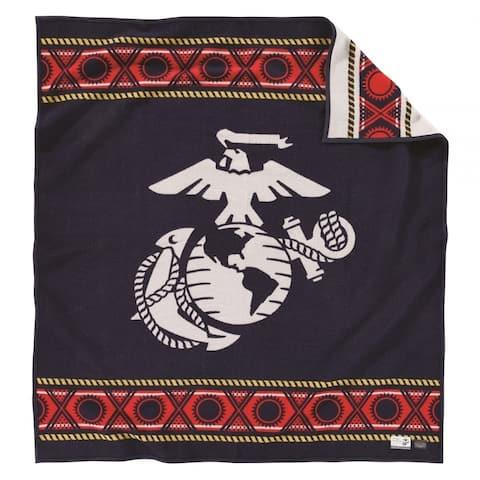 Pendleton The Few,The Proud Marine Corp Blanket