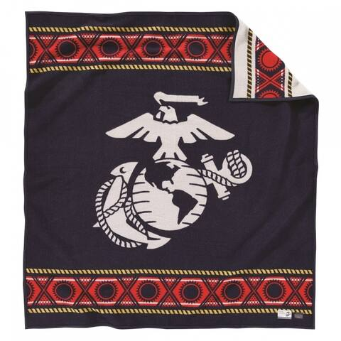 Pendleton The Few,The Proud Marine Corp Blanket