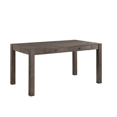 Carbon Loft Vesna Brushed Cocoa Counter Height Gathering Table