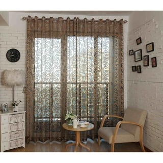Link to Window Privacy Curtains Sheer Panels, Barcelona Similar Items in Digital Cameras