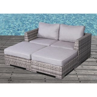 Modular Daybed with Cushions