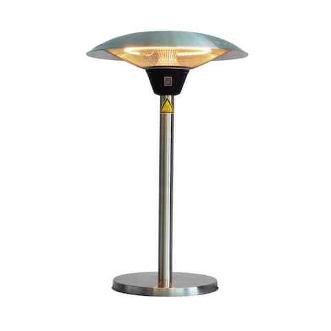 Cimarron Stainless Steel Table Top Halogen Patio Heater