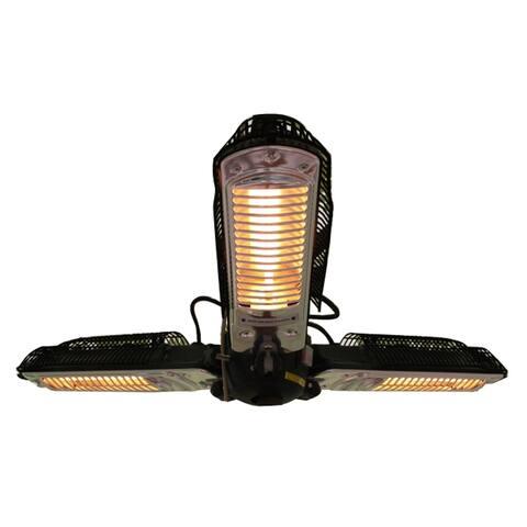 Umbrella Halogen Patio Heater - N/A