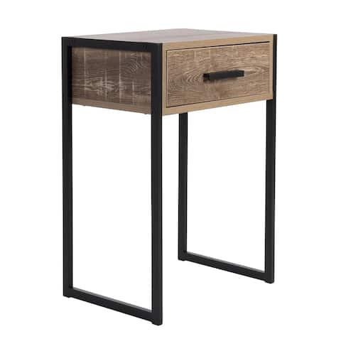 Carbon Loft Likel Bedside Table