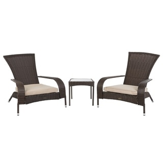 Shop Black Coconino Wicker Chair Free Shipping Today