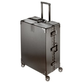 """Link to National Travel Safe 29"""" ABS Hard-Side 360° Spinner Luggage Similar Items in Wheeled & Checked Luggage"""