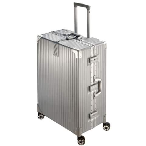 "National Travel Safe 29"" ABS Hard-Side 360° Spinner Luggage"