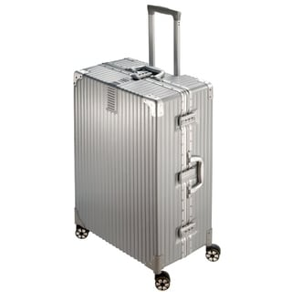 "National Travel Safe 29"" ABS Hard-Side 360° Spinner Luggage"