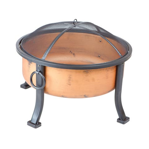 Lumina Wood Burning Fire Pit