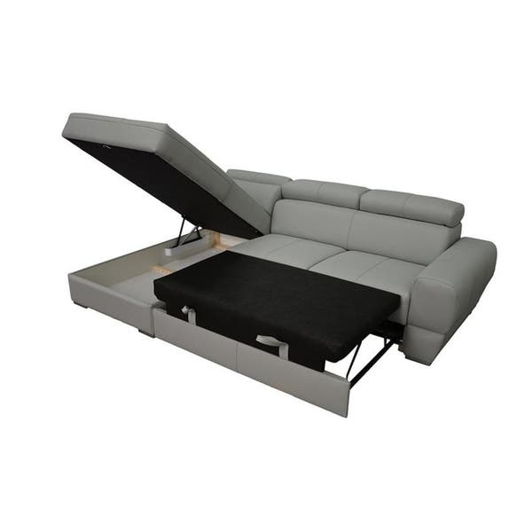 Shop KENT Sectional Sleeper Sofa. - Free Shipping Today ...