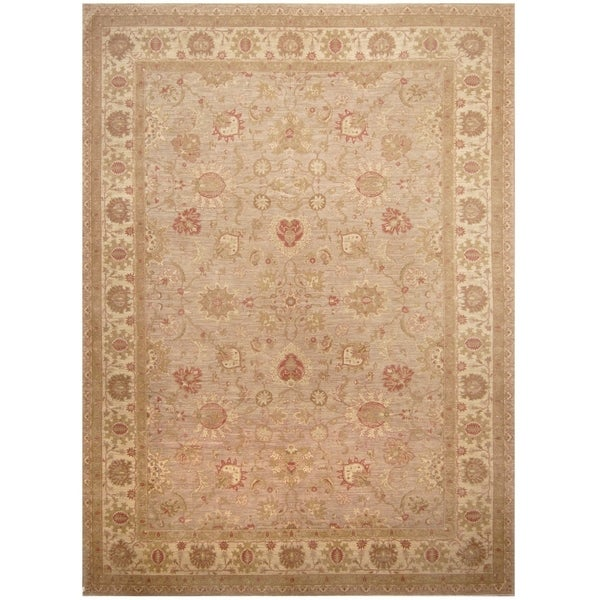 Hand Knotted Persian Tabriz Wool Area Rug Ebth: Shop Handmade Herat Oriental Afghan Hand-knotted Vegetable