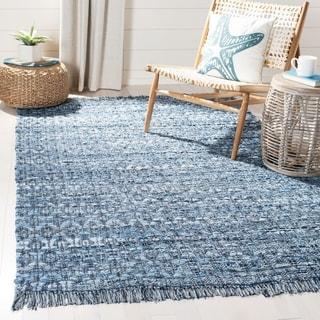 Safavieh Handmade Montauk Casual Geometric Cotton Rug