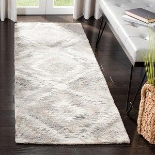 Safavieh Handmade Wyndham Modern & Contemporary Geometric Wool Rug
