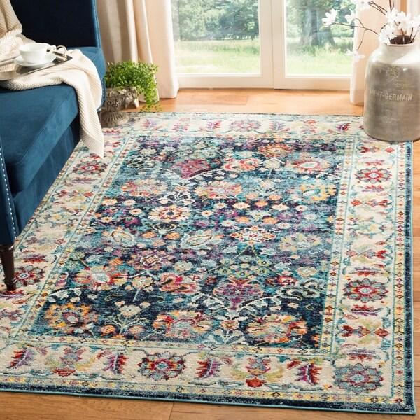 Safavieh Savannah Bohemian & Eclectic Oriental Polyester Rug by Safavieh